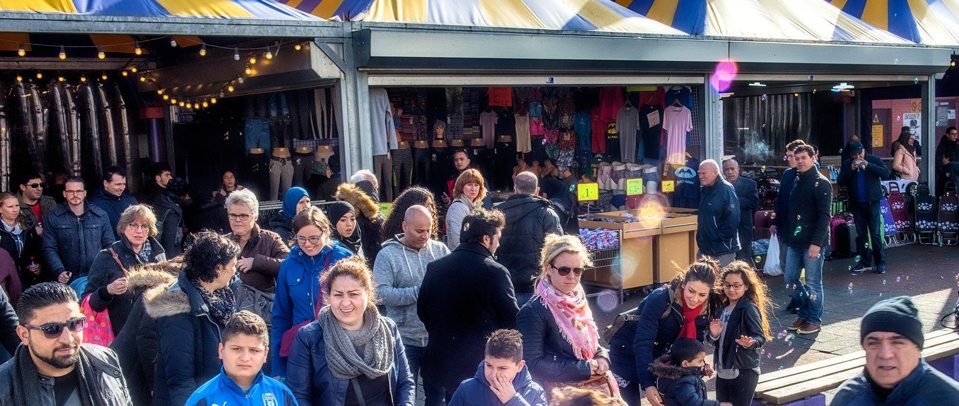 Boulevard van De Bazaar
